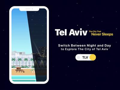 Tel Aviv-The CIty That Never Sleeps