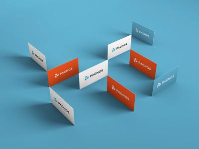 Re: Logo cards triangles polygonal proposal logo