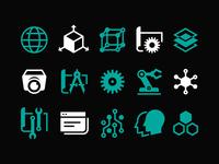 Supercon Icons