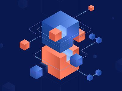 Blockchain technology supply blockchain