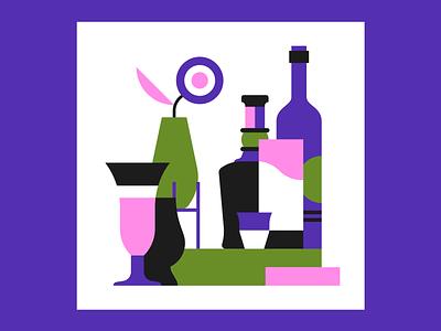 Pick Your Poison illustrator illustration