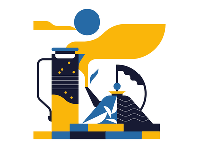 Tea illustrator illustration