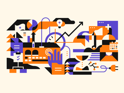 Five Plugins To Speed Up Your Workflow In Sketch illustration management time file hand productivity workflow ui ux design sketch plugin