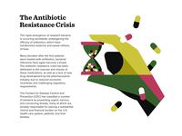 The Antibiotic Resistance Crisis