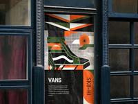 Vans Sk8-Hi Tribute Poster