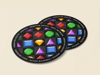 Sketch Creative South 2019 Coasters