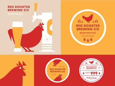 Red Rooster Brewing Co