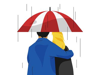 Shelter illustrator illustration