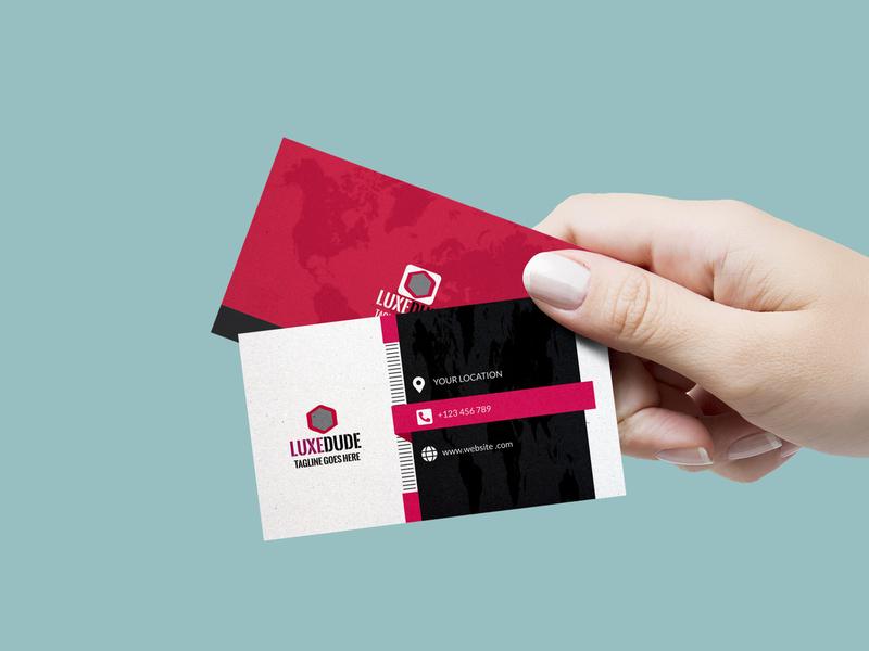 Business Card graphic design businesscard corporate