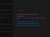 Five Pixel Type