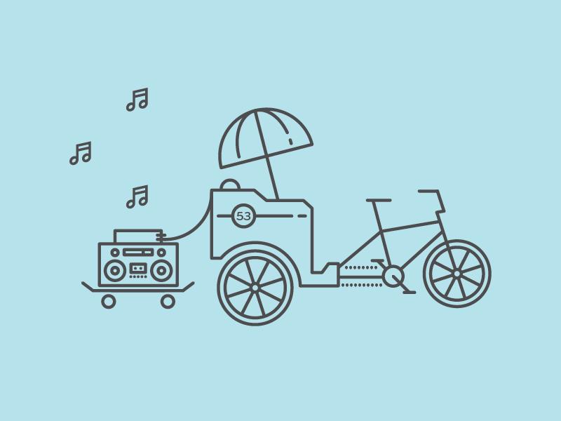 Pedicab v2r
