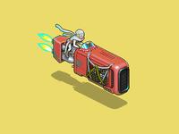 Rey'S Speeder HD