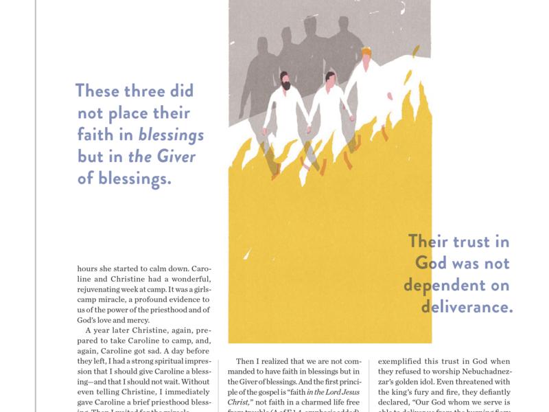 Screen Shot 2019 02 01 At 3.28.18 Pm editorial illustration editorial design byu magazine