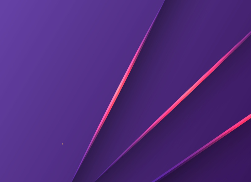 5 Modern Abstract Purple Background