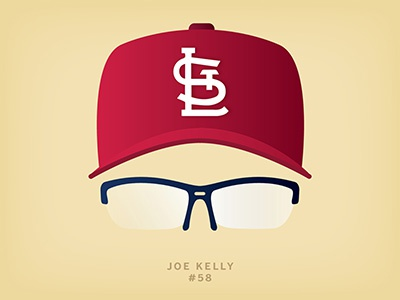 Kelly baseball cardinals sports