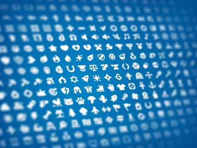 GUI Pro Kit Casual Game Picto Icons market 2d pictogram icon ui asset game casual layerlab