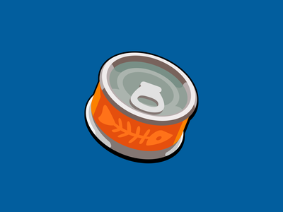 GUI Pro Kit Casual Icon Can ui market asset food can icon game casual layerlab