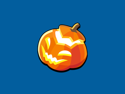 GUI Pro Kit Casual Icon Pumpkin pumpkin marketing asset gui food pumkin icon game casual layerlab
