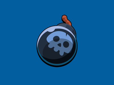 GUI Pro Kit Casual Icon Bomb item market asset boom bomb icon game casual layerlab