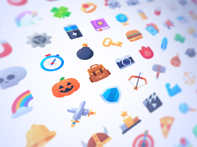 GUI PRO Kit - Simple Casual layerlab gui mobile 2d game asset unity icon set icons simple asset