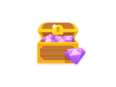 GUI Kit Yellow Kids Icon Gem 02