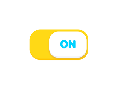 GUI Kit Yellow Kids Switch