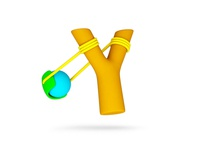 Kid App Icon Slingshot