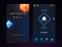 Infinity Ball App