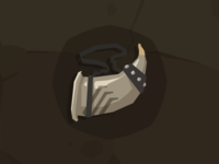 Stone Icon Horn
