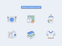 Expense Categories Icon