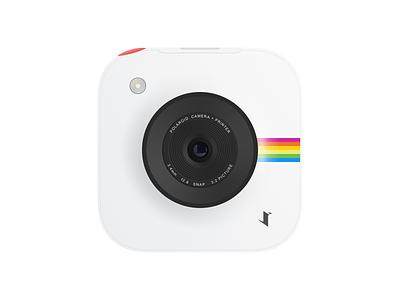 Polaroid Camera Icon polaroid camera