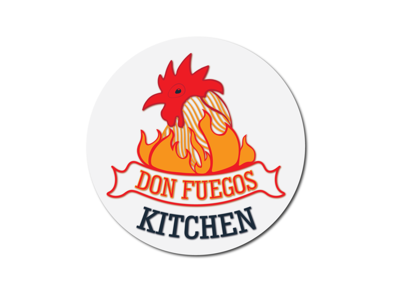 Don Fuegos Kitchen logo