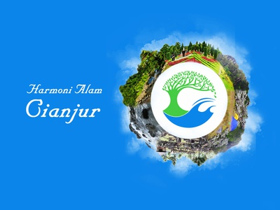 Cianjur Nature Tourism Visual Identity