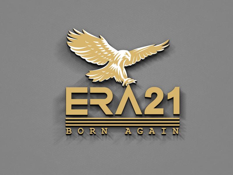 ERA21 - Logo 3dlogo logodesign logo