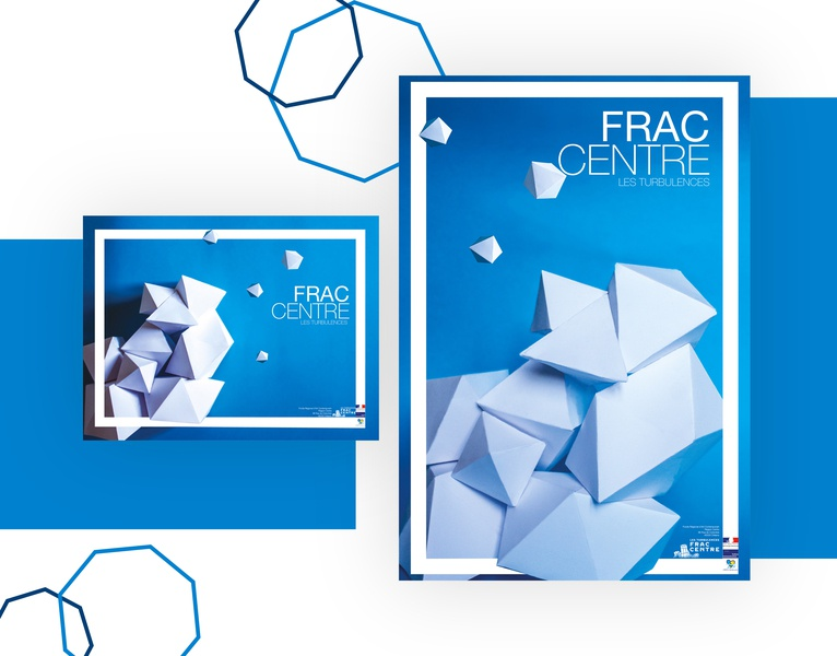 Frac Centre museum culture cultural communication graphicdesign branding art photography graphic design