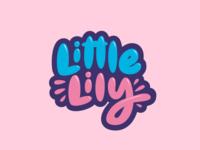 """""""Littlr Lily"""" logo"""