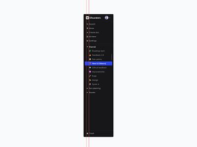 Sidebar Dashboard Menu efounders navigation menu dashboard ui dashboard side menu sidebar navigation sidebar menu sidebar