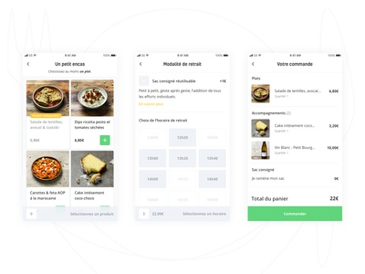 Foodi iOS App 🍉