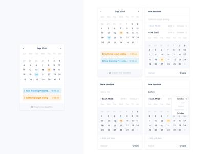 Calendar Animation 🗓