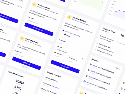 Dashboard Components library component library dashboard design dashboard ui components dashboard