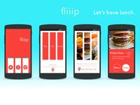 fliiip  - Salesforce 36hr Hackathon Semi-Finalist