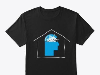 Home quarantine T Shirt