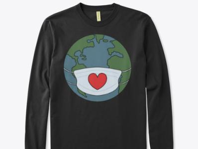 Coronavirus Relief T Shirt