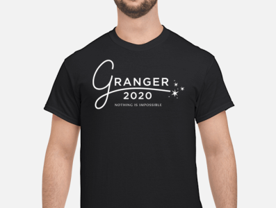 Granger 2020 from the Harry Potter Alliance T Shirts