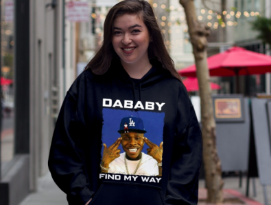 DaBaby Find My Way T Shirt