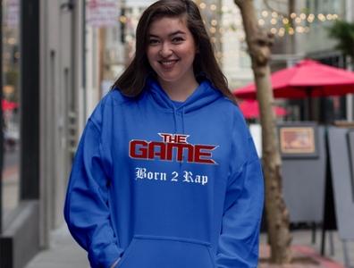 Born 2 Rap The Game T-Shirts