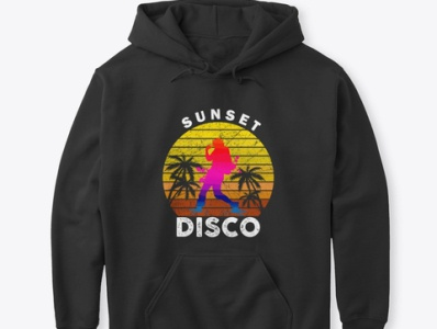 Sunset Disco T-Shirts
