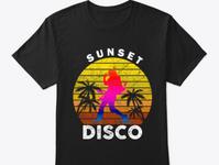 Sunset Disco T-Shirts