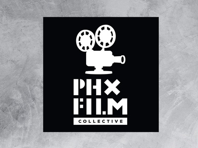 PHX Film Collective logo