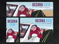 Deedra collage